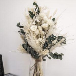 trockenblumen strauß