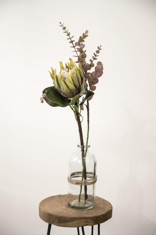 künstliche Protea