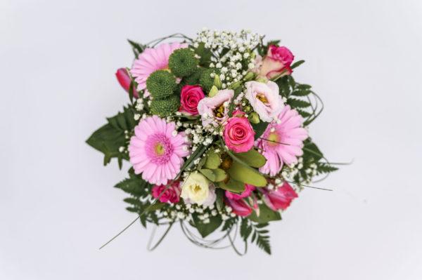 Blumen Strauß rosa