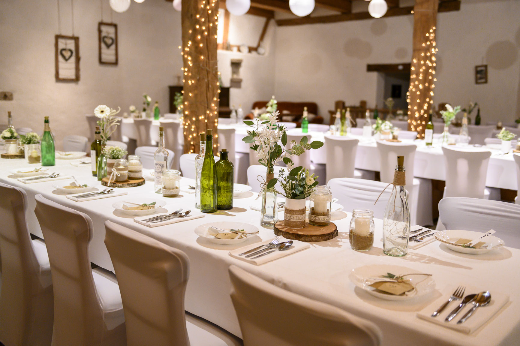 Hochzeits-Location